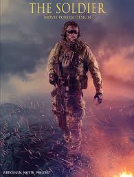 poster design with photoshop tutorial photoshop tutorial create the soldier movie poster design