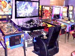 Retro Game Room Decor Bedroom Charming Game Room Ideas Furniture All One Cool Video
