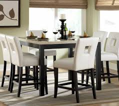 counter height dining sets 7 piece homelegance archstone 7 piece homelegance archstone piece counter height dining room set w availability in stock pieces included in