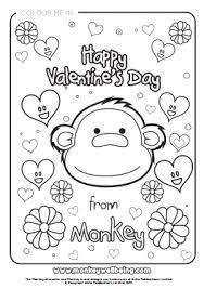 free monkey wellbeing posters u0026 leaflets schools u0026 wards