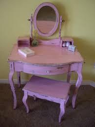 Little Girls Vanity Playset Bedroom Little Girls Vanity Sets Childs Dressing Table And