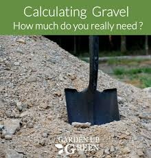 How To Calculate Cubic Yards Of Gravel Calculate Gravel For Delivery U2013 Garden Up Green