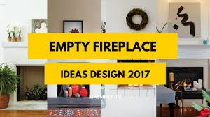 Unused Fireplace Ideas Empty Fireplace Ideas Usrmanual Com