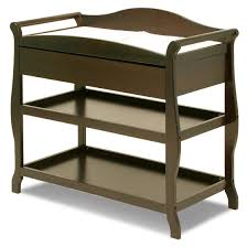 Changing Table In Espresso Storkcraft Aspen Changing Table In Espresso Free Shipping