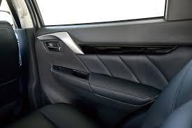 mitsubishi shogun 2016 interior mitsubishi pajero sport review quick drive caradvice