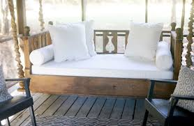 multipurpose custom made rustic porch bed swing custom rustic
