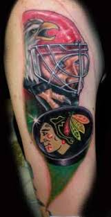 51 best tattoos images on pinterest chicago blackhawks tattoo
