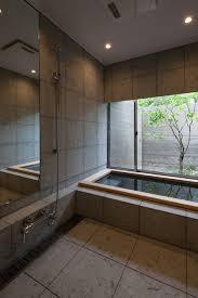 japanisches badezimmer 瑞穂の家 japanisch badezimmer tokio peripherie 岸研一