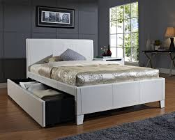 Trundle Bed Standard Furniture Fantasia Twin Upholstered Youth Trundle Bed