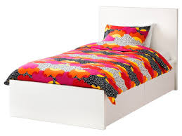size bed ikea twin bed frames homesfeed metal frame with trundle