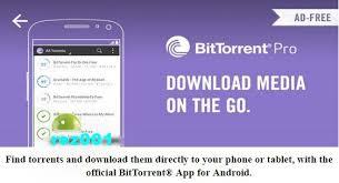 bittorrent apk bittorrent pro torrent app v4 6 1 apk android app
