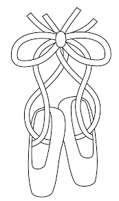 ballet coloring pages for toddler coloringstar