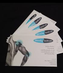 Sports Massage Business Cards Debbie Robins On Twitter