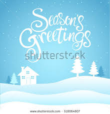 greetings text free vector stock
