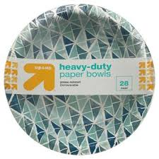 disposable tableware paper plastics household essentials target