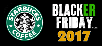 starbucks black friday 2017 sale hours cyber monday 2017