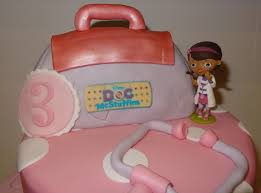 hours of fun doc mcstuffins 3rd birthday cake 3