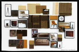 Interior Design Material Board by L A Muse Co Services Renovation