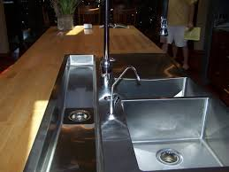 image result for kitchen islands with trough sink kitchens