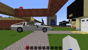minecraft police car 1 6 4 1 7 10 dr prof luigi u0027s content packs for flans mod mods