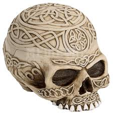 Celtic Skull - celtic skull box 060 1968 by collectibles
