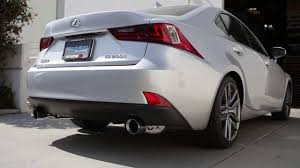 youtube lexus is f sport tanabe medalion touring exhaust for 2016 lexus is 200t f sport