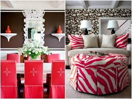 Red Color Combination Happy Together Perfect Color Combinations In The Interior