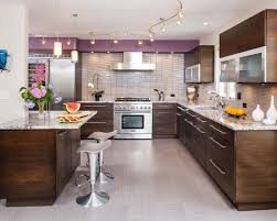 kitchen style ideas purple kitchen 14 creative ways to decorate a kitchen with