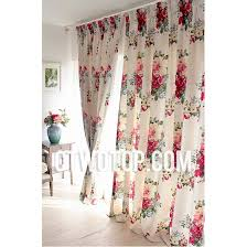 Floral Curtains Beige And Beautiful Country Wholesale Unique Floral Curtains