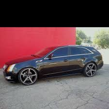 lowered cadillac cts s 2013 cadillac cts sport wagon lowered windows tinted
