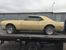2nd camaro for sale 1968 camaro rs rarest color 2nd owner project ready for