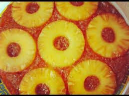 pineapple upside down cake rachel u0027s recipe u0027s youtube
