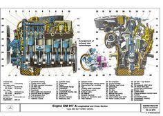 mercedes om617 mercedes om617 5 cylinder turbodiesel engine om617