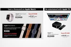 apple watch black friday apple istore south africa launches black friday sale