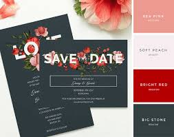 How To Make An Invitation Card For Wedding 25 Perfect Wedding Color Combinations U2013 Design