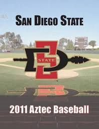 sdsu alumni license plate 2011 san diego state baseball media guide by david kuhn issuu