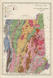 New Hampshire State Map by 1877 Nh Atlas State Prints