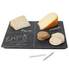 chalkboard cheese plate reclaimed slate cheese board chalkboards tray cheeses chalk