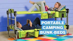 Portable Bunk Beds Kid O Bunk Portable Bunk Beds A Sofa During The Day