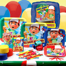 handy manny party invitations kids birthday card printable free