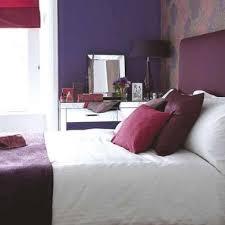chambre violet blanc deco chambre violet nuances de violet et blanc
