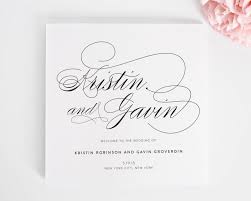 classic wedding programs script elegance wedding program classic wedding program