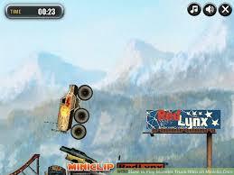 play monster truck nitro miniclip 6 steps