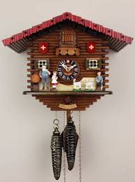 How To Wind A Cuckoo Clock Grandfather U0027s Chalet 2716