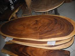 wood slab tables for sale refinishing wood table furniture table design some option