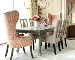 shabby chic dining room chairs wonderful dining room chair slipcovers slipcover for homewhiz