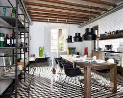 Industrial Dining Room by Top 5 Industrial Style Dinning Rooms