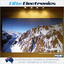 ambient light rejecting screen elite screens ar100dhd3 100 16 9 ambient light rejecting fixed