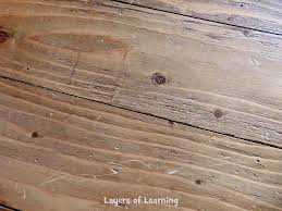 wood floors made from plywood