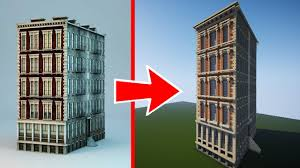 rowhou com minecraft lets build a real life building ep 1 row house youtube
